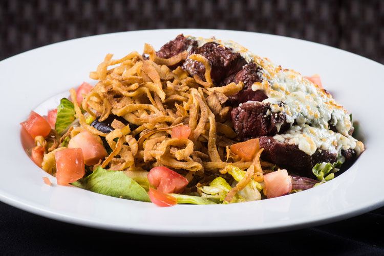 Gorgonzola Steak Salad